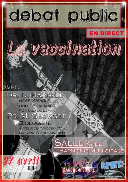 Debat-vaccin